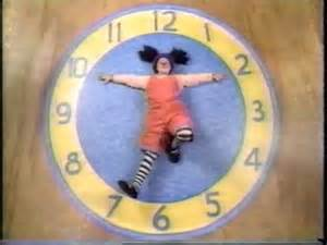 Big Comfy Couch Clock Rug Stretch The Big Comfy Couch Clock Stretch Youtube