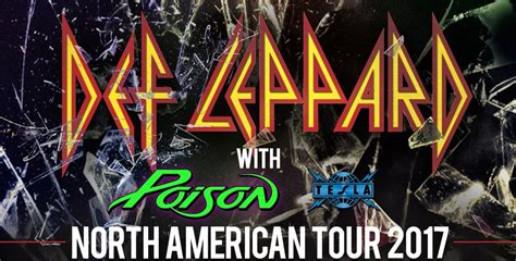 New Def Leppard Poison image gallery poison tour