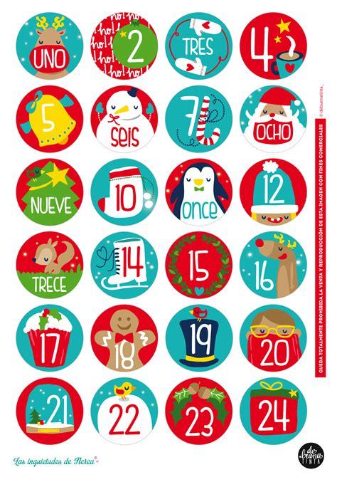 Calendario De Adviento Ideas Calendarios De Adviento Con Diy Incluido Las