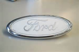 custom ford emblem should i page 2 sho forum