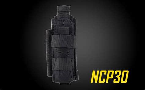 Nitecore Durable Holster Ncp30 nitecore ncp30 holster for nitecore p20 and p20v