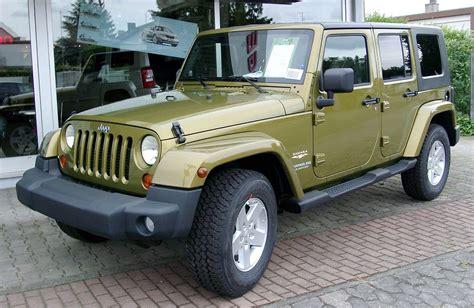 jeep wrangler jk wikipedia