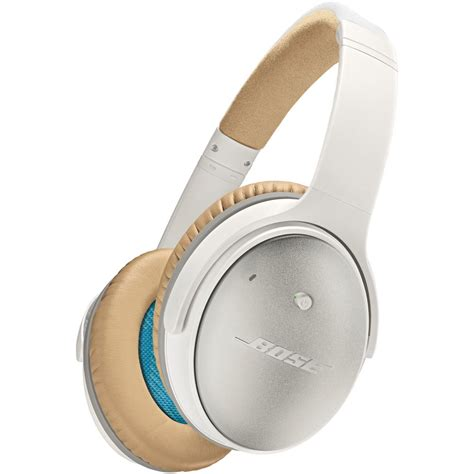 bose quiet comfort earbuds bose quietcomfort 25 acoustic noise cancelling 715053 0020 b h