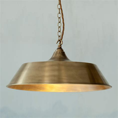 Brass Kitchen Lights Brass Kitchen Pendant Light Balmoral Pendant With Brass Shade