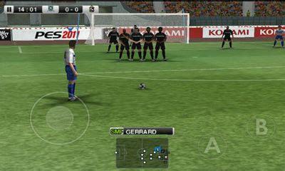 pes 2011 apk pes 2011 pro evolution soccer t 252 rk apk