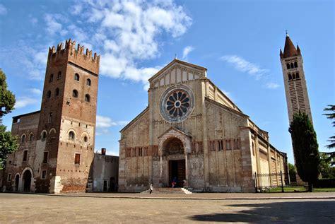 porta san zeno verona la basilica di san zeno a verona
