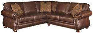Traditional Sectional Sofa Copious Corner Brown Leather 2 Sectional Sofa With Left Corner Chaise Lounge Added Brown