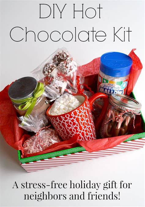 best 25 hot chocolate gift basket ideas on pinterest