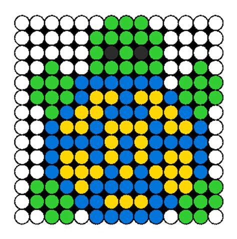 perler bead turtle pattern turtle perler bead pattern bead sprites animals fuse