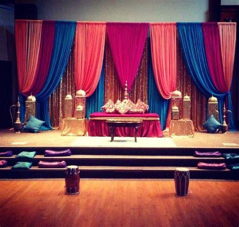 Wedding Backdrop Rentals Ottawa by Mehndi Decor By Design Decor At Hellenic Banquet