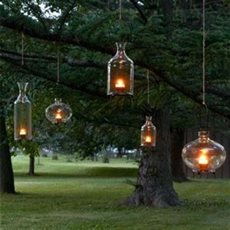 Outdoor Hanging Lights For Trees The World S Catalog Of Ideas