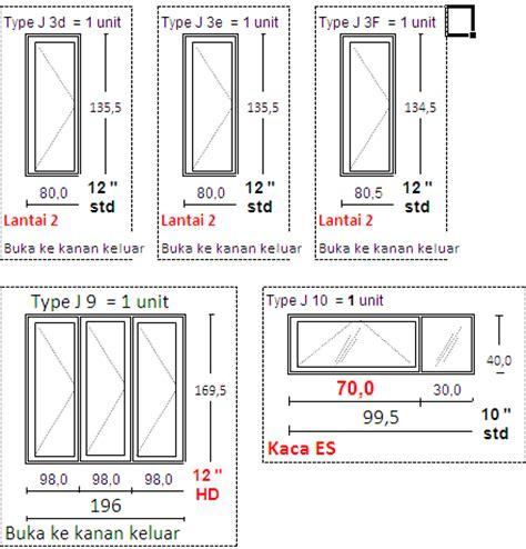 Engsel Jendela 3 Engsel Pintu 3 3 Inch kusen aluminium