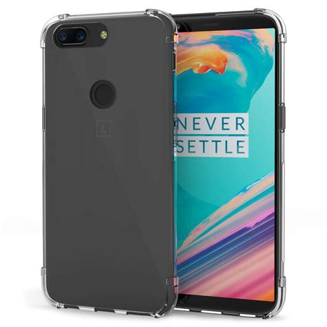 Oneplus 5t Clear Soft oneplus 5t scratch resistant ultra slim