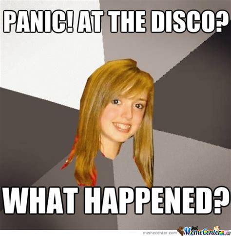 Panic Meme - panic at the disco by derkonig meme center