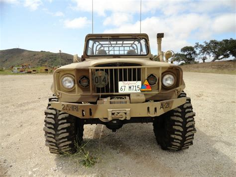 kaiser jeep for sale 1967 jeep jeep kaiser m715 for sale