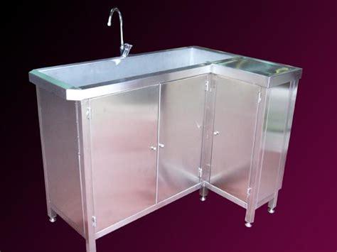 lavello con mobiletto bruno acciai lavello a mobiletto in acciaio inox