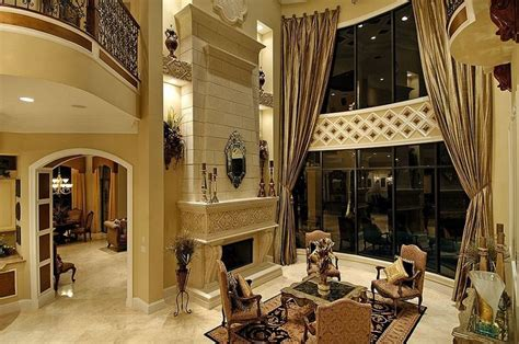 mediterranean living room with carpet stone fireplace in 33 best mediterranean interior design style images on