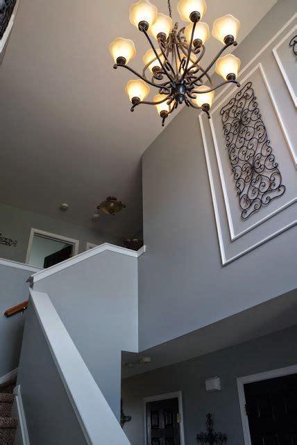 decorating tall walls ideas  pinterest modern