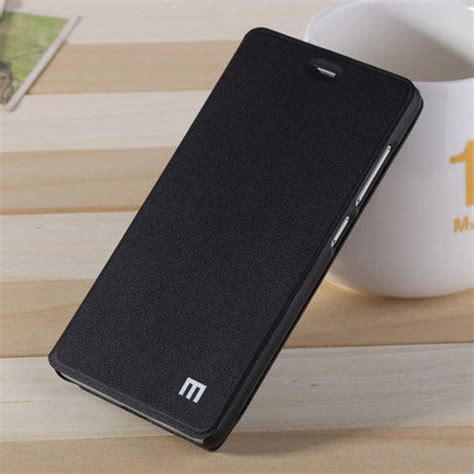 Xiaomi Redmi Pro Leather As xiaomi redmi 4 prime redmi 4 pro flip leather black