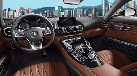 Mercedes Interior by Mercedes Amg Gt S Interior Image Gallery Pictures