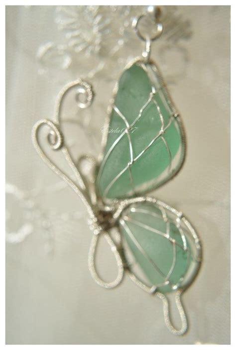 sea glass jewelry ideas harmony in your genuine teal sea glass jewelry wire