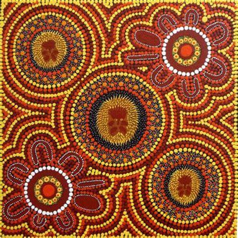 dot pattern aboriginal australian aboriginal art dot paintings symbols aboriginal