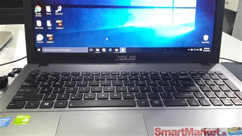 laptop asus x550l i7