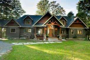 craftsman style gables