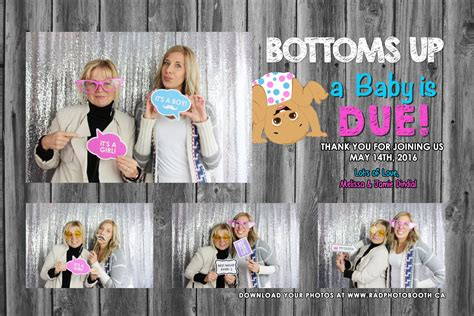 Rad Photo Booth Gallery Gta Baby Shower Photo Booth Templates