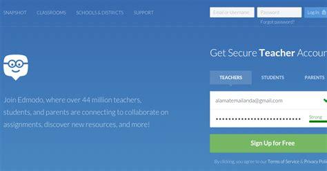 tutorial edmodo indonesia cara membuat akun edmodo untuk guru tutorial pendaftaran