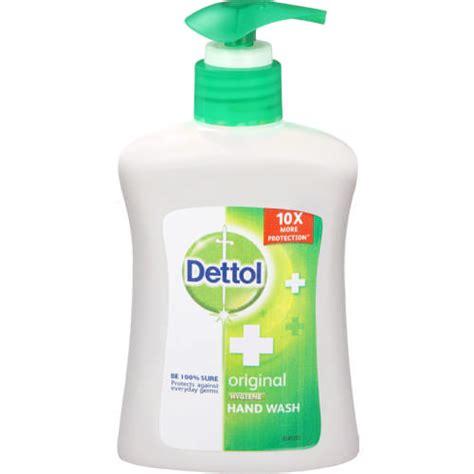 Dettol Handwash 200ml dettol liquid handwash original 200ml clicks