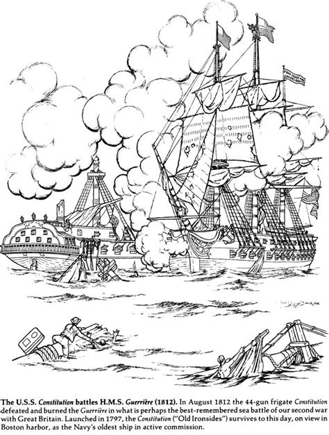 coloring book for relaxation sailing ships books welcome to dover publications american sailing ships