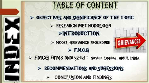 In Fmcg Sector For Mba by Grievance Handling In Fmcg Companies In India