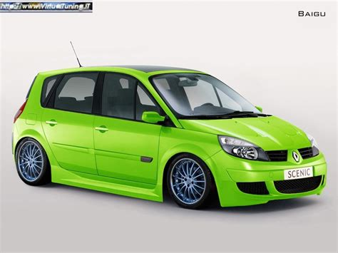 renault scenic 2005 tuning renault scenic by mi t3r baigu virtualtuning it