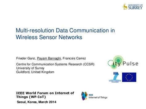 wireless sensor networks thesis topics multi resolution data communication in wireless sensor