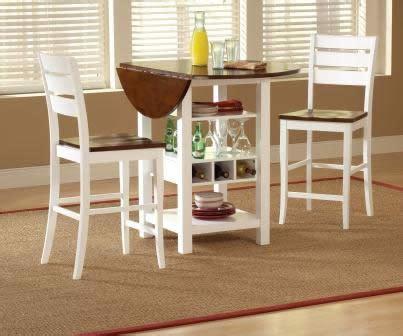 dillards bar stools bridgewood drop leaf pub set ivory the furniture depots