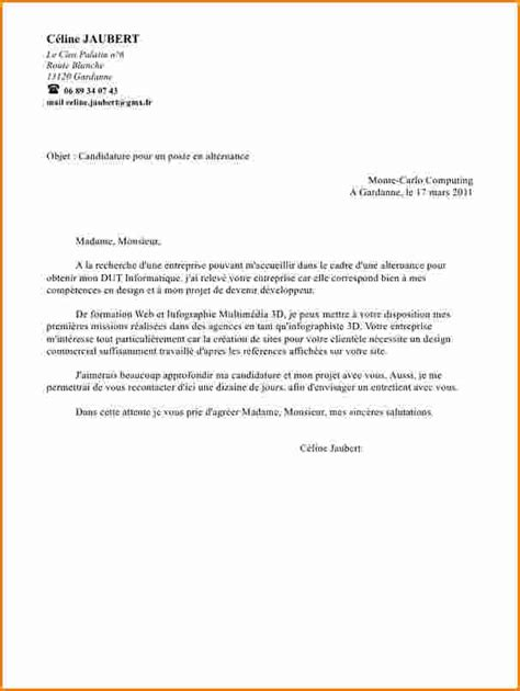 Lettre De Motivation Ecole Formation En Alternance 8 lettre de motivation pour formation en alternance