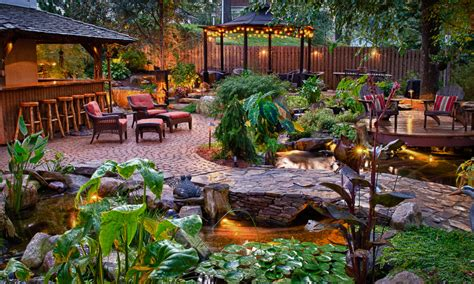 backyard water garden backyard garden water house decor ideas