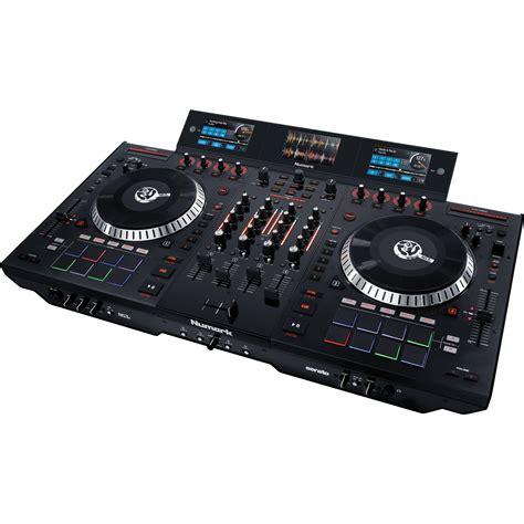 Mixer Dj numark ns7 iii 4 deck serato dj controller mixer ns7iii b h