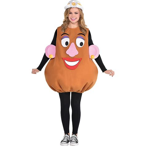 adult  potato head costume accessory kit toy story
