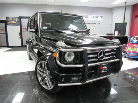 Mercedes A Class Usa by Used Mercedes G Class Cars Usa