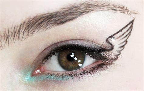 tattoo liner tutorial winged eyeliner by klairedelys on deviantart