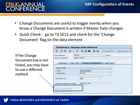 sap workflow configuration sap workflow events