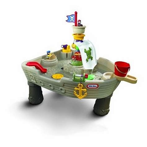 Tikes Pirate Water Table by Tikes Anchors Away Pirate Ship Water Table