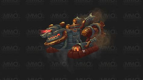 wow wird in battle for wow luftkissenboot als reittier in battle for azeroth