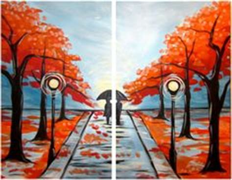 paint with a twist couples 1000 ideas about class on