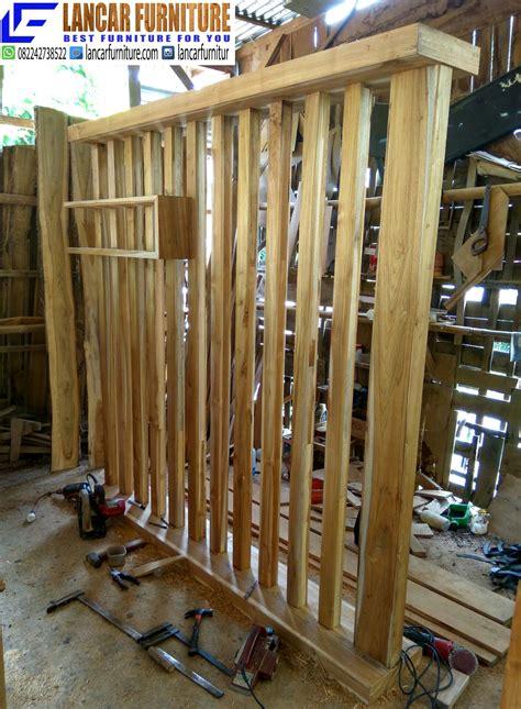 Free Ongkir Ayunan Jari Jari Jati Ayunan Teras Bangku Ayunan partisi jati jari jari jpg lancar furniture lancar
