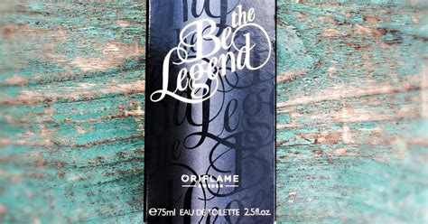 Parfum Oriflame Be The Legend be the legend eau de toilette by oriflame review oiboi