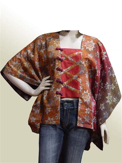 design baju batik terkini model batik sarimbit trend terkini picture design ideas