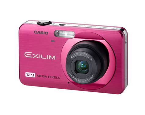 New Casio Exilim Cosies Up To Technology by Casio Release Two New Exilim Digital Cameras Ex Z450 And